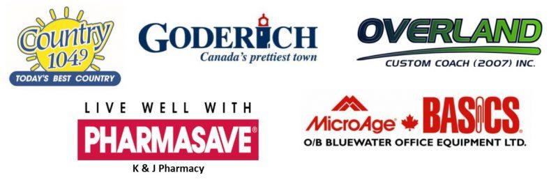 Golf event sponsors