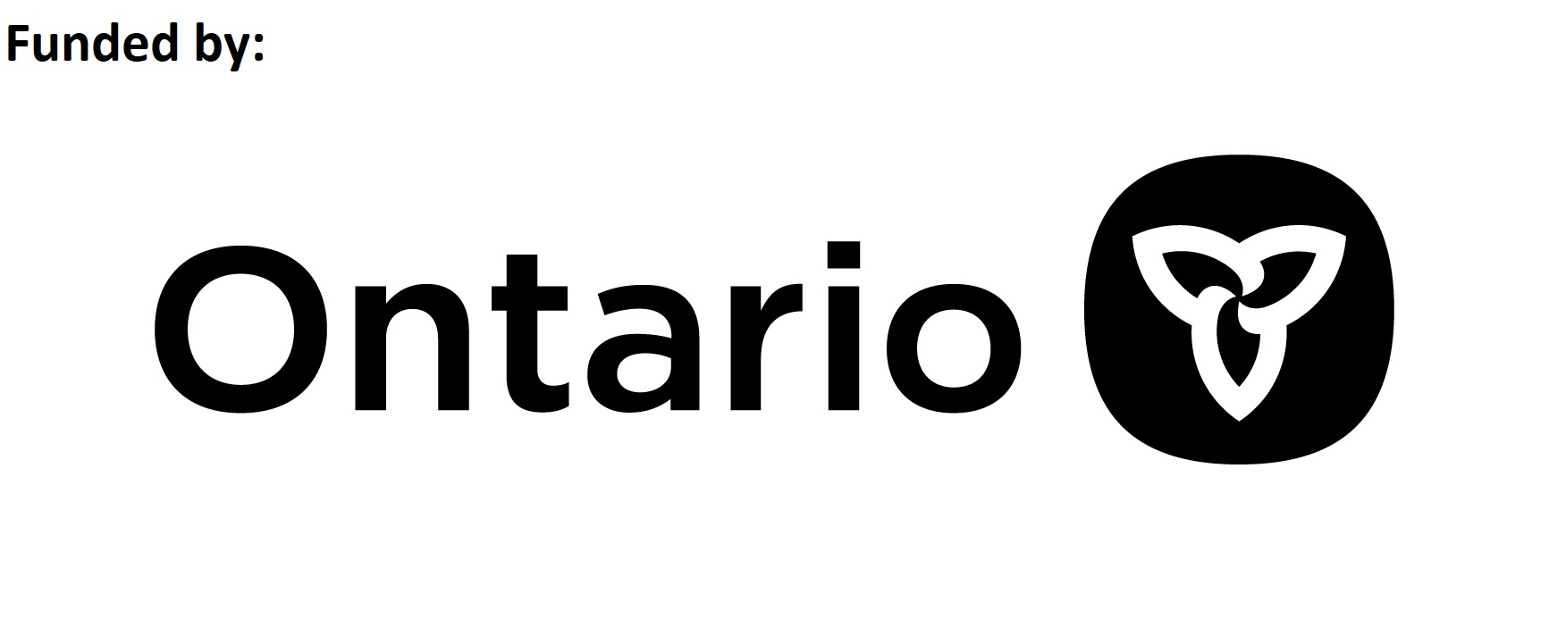 Funded by Ontario