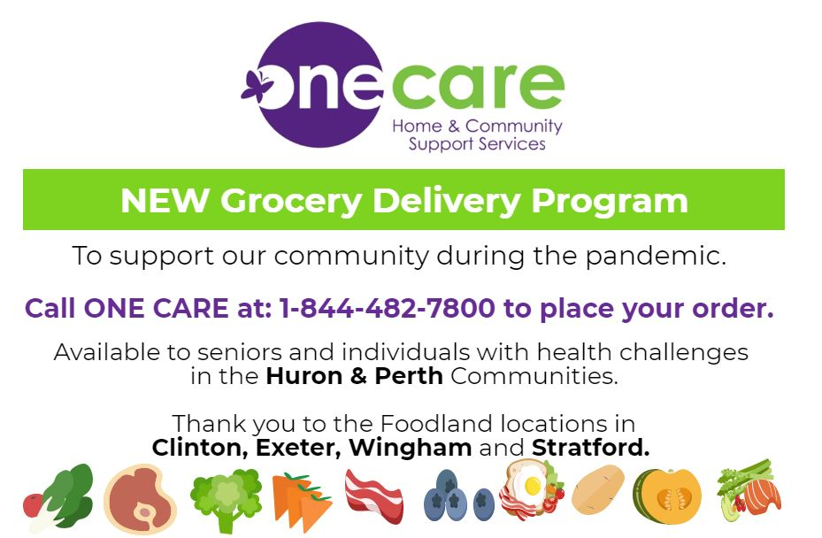 New grocery delivery program