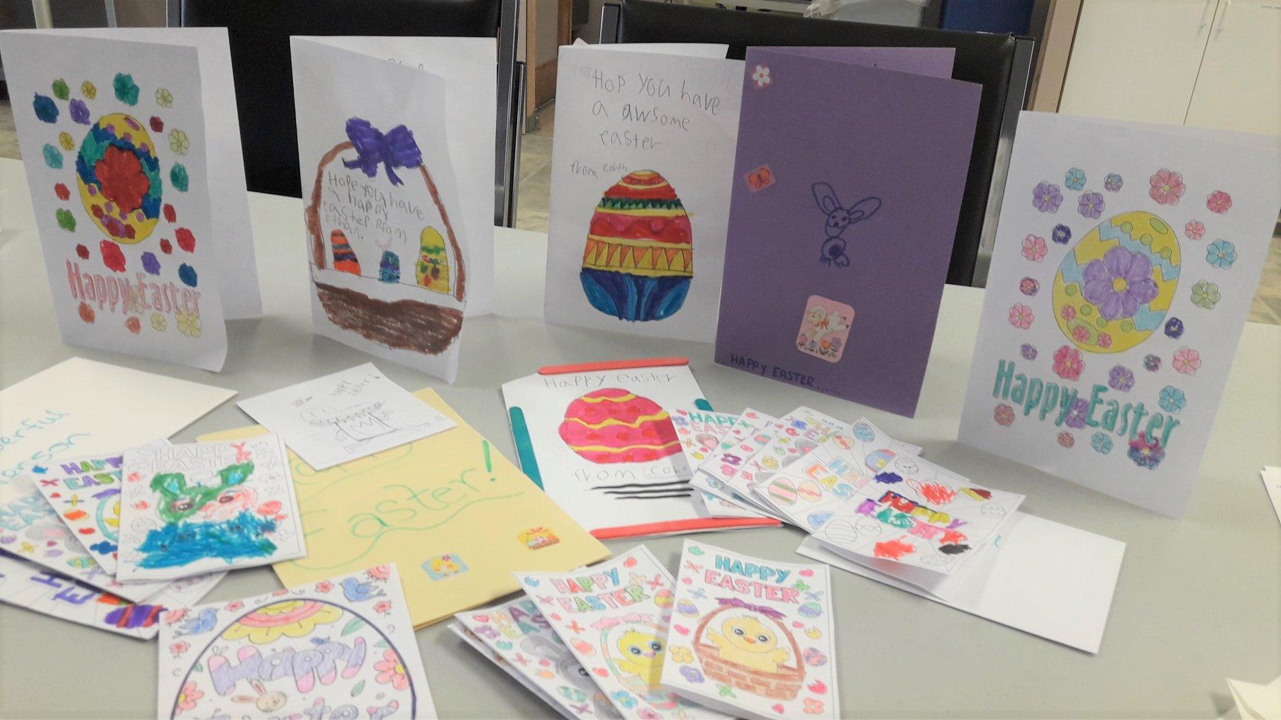 Easter letters for seniors