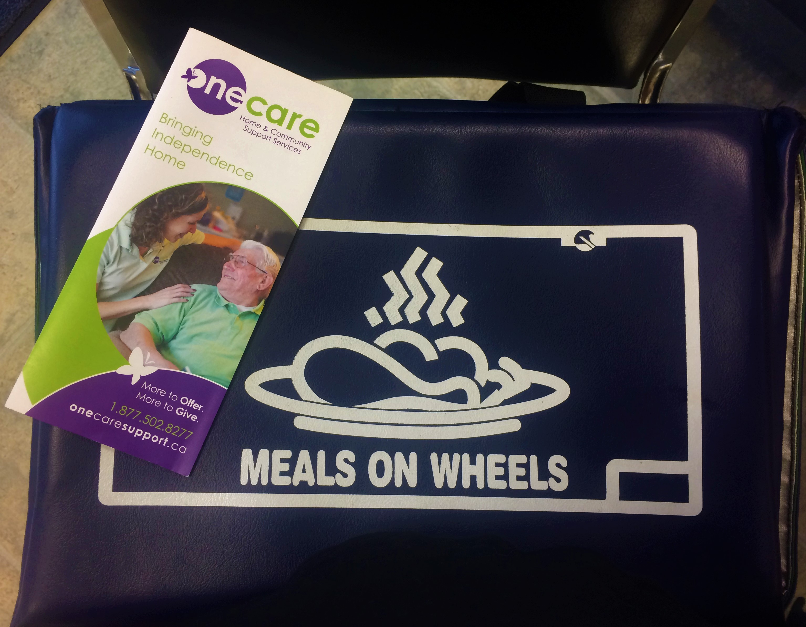 Meals on Wheels Bag