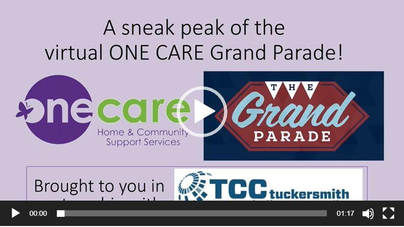 Sneak Peak of Grand Parade Video