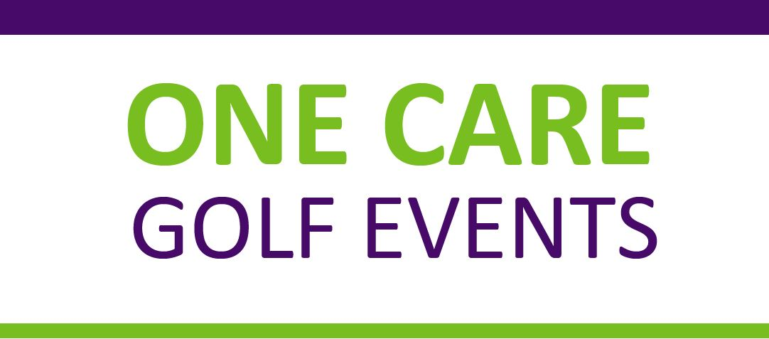 ONE CARE Golf event